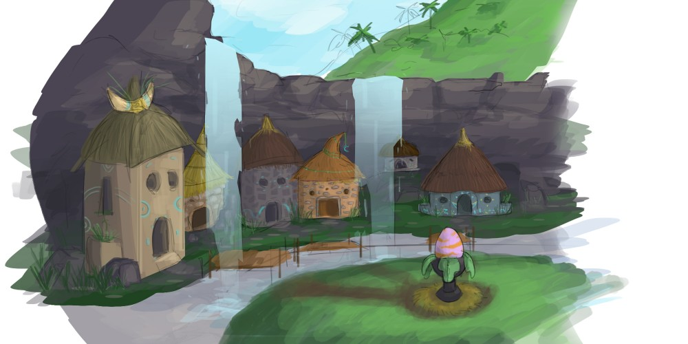 Saladon Village Concept