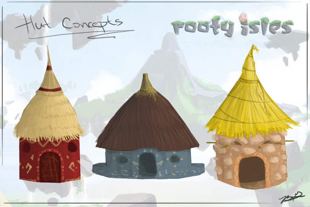 Hut Concepts